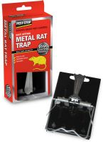 Pest-Stop Easy Setting Metal Rat Trap Boxed